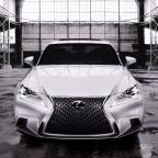 Lexus IS 350 F Sport 2014