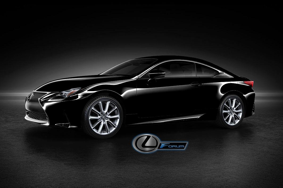 Blue Lexus Rc 350 >> Photoshop: Blue and black RC350 - ClubLexus - Lexus Forum Discussion