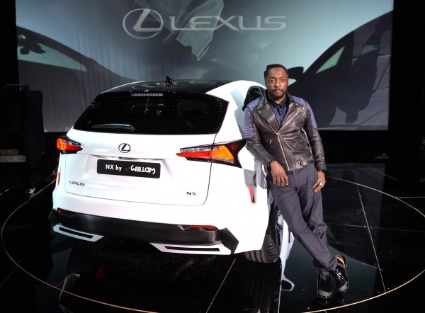 Lexus NX Striking Angles Launch Event